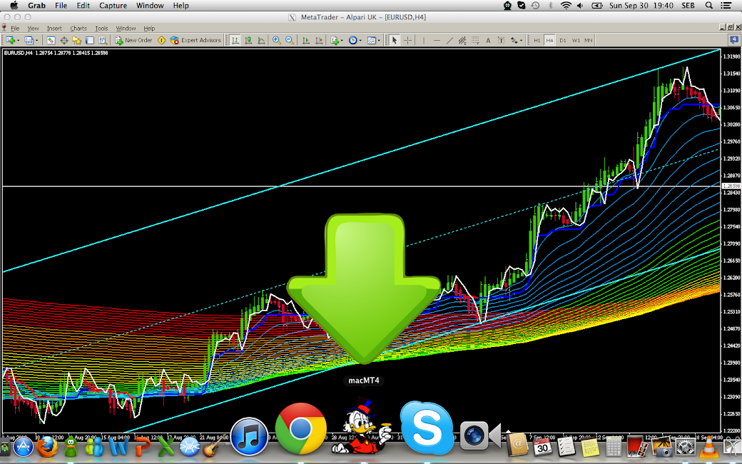 Forex mt4 mac