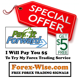 Forex-Wise.com Pay It Forward Special Offer