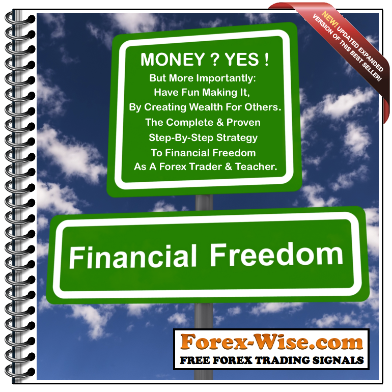 Forex-Wise.com Financial Freedom Book
